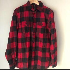 Plaid shirt  by Burnside